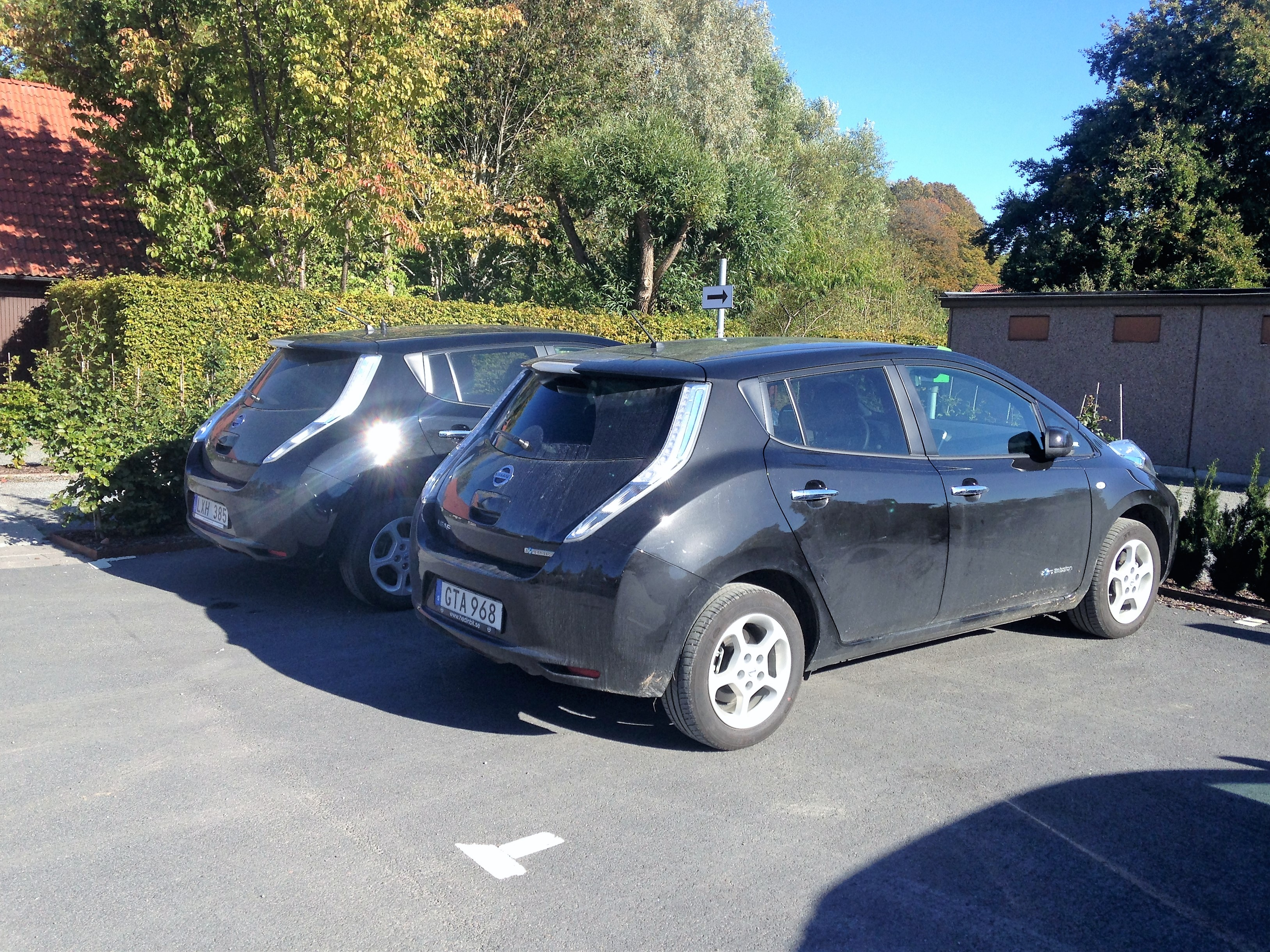 Two Years Passed With Remarkable Speed And Itu0027s Time To Kiss Our Lovely Nissan  Leaf Goodbye. Two Years Ago We Were Remarkably Lucky To Secure A Leasing  Deal ...